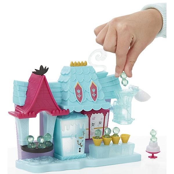 Игровой набор Маленькие куклы Эльза и магазин сладостей,  Холодное сердце