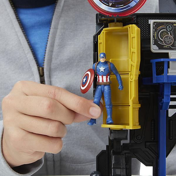 Игровая башня Мстителей, Капитан Америка, B5770/B6739