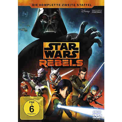 DVD STAR WARS REBELS - Season 2