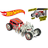 "Машинка на батарейках ""Красный паук"", 23 см, Hot Wheels"