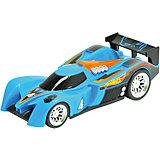 Машинка - 24 Ours (свет, звук), синяя, 14 см, Hot Wheels