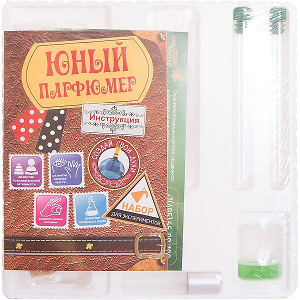 """Набор для  экспериментов """"Юный парфюмер"""",""""Путешествие по ароматам: Германия"""""""