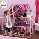 """Кукольный домик для Барби с мебелью """"Амелия"""", KidKraft"""