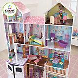 Дом для кукол до 32 см «Загородная усадьба» (Country Estate), с мебелью, KidKraft