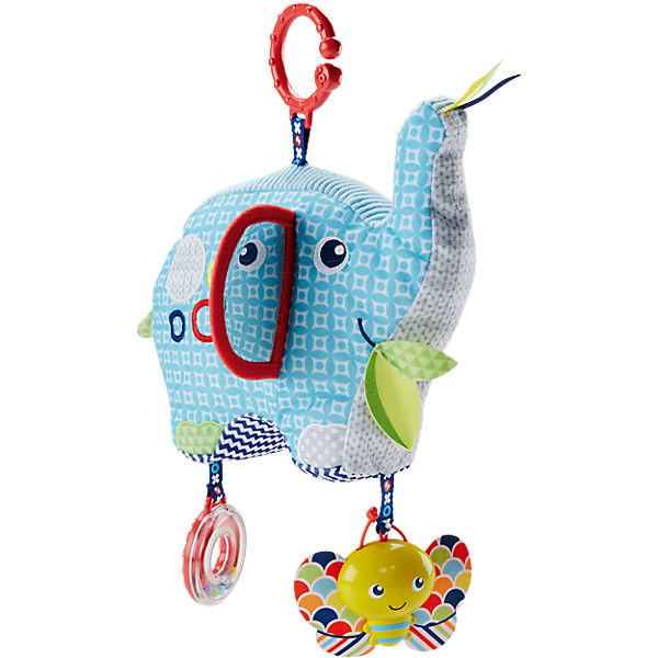 Плюшевая игрушка «Слоненок», Fisher Price