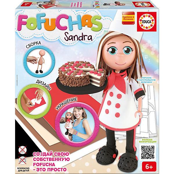 Фофуча Сандра - набор для творчества в виде куклы