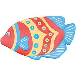 """Набор для творчества роспись """"Цветная рыбка"""" краски"""