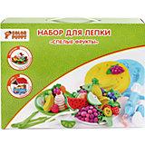 """Набор для лепки """"Спелые фрукты"""", тесто 240 г"""