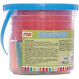 Тесто для лепки: 26 цветов, 442г, формы, ролик