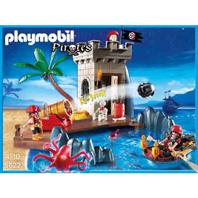 PLAYMOBIL® 5622 Beobachtungsturm mit Kanone