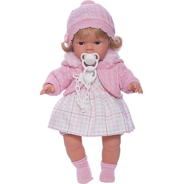 """Кукла """"Лидия"""", 38 см, Llorens"""
