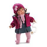 """Кукла """"Карла"""", 42 см, Llorens"""