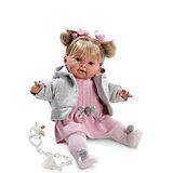 "Кукла ""Пиппа"", 42 см, Llorens"