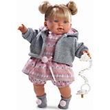 """Кукла """"Тина"""", 42 см, Llorens"""