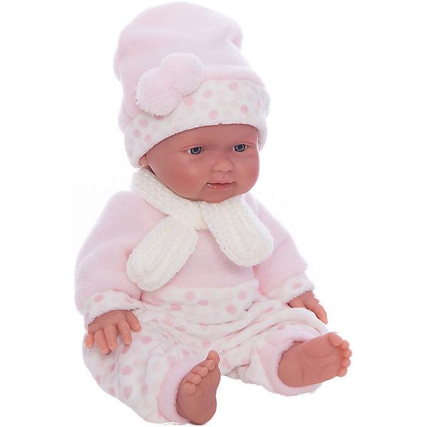 "Кукла ""БэбитаРоза"", 26 см, Llorens"
