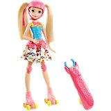 Кукла на роликах из серии «Barbie и виртуальный мир»
