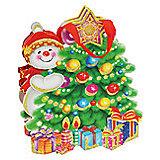 """Пакет """"Снеговик и елка"""""""