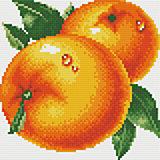 """Мозаика на подрамнике """"Сочные апельсины"""""""