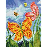 """Мозаика на подрамнике """"Бабочки"""""""
