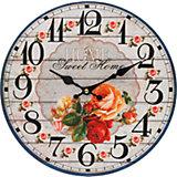 """Часы настенные """"Любимый дом"""", диаметр 34 см"""