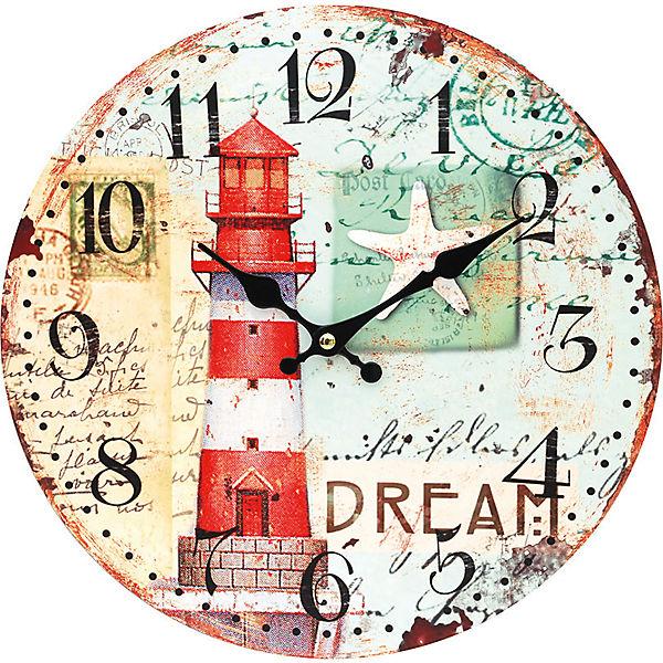 """Часы настенные """"Маяк"""", диаметр 34 см"""
