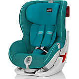 Автокресло King II LS Black Series 9-18 кг., Britax Römer, Green Marble Highline