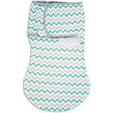 Конверт на липучке с двумя способами фиксации Wrap Sack®, размер L, Summer Infant, Зигзаг