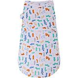 Конверт для пеленания на липучке Wrap Sack® , размер L, Summer Infant, собачки