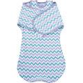 Конверт на липучке с двумя способами фиксации Wrap Sack®, размер S/M, Summer Infant, Зигзаг
