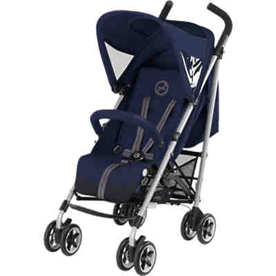 Buggy Onyx B, Gold-Line, Midnight Blue-Navy Blue, 2017