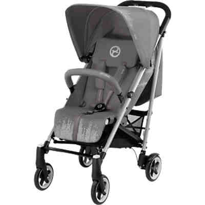 Buggy Callisto B, Gold-Line, Manhattan Grey-Mid Grey, 2017