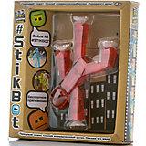 Игрушка-фигурка, красная, Stikbot