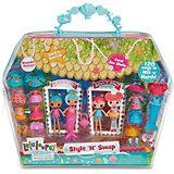 """Игровой набор """"Мини-Лалалупси"""", Старфиш, с двумя куклами и аксессуарами"""