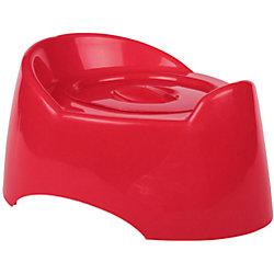 """Горшок туалетный """"Малышок"""" с крыш., Alternativa, красный"""