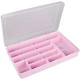 Контейнер для мелочей, 290х180, Alternativa, розовый