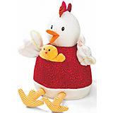 Курочка Офелия и её цыплята , Liliputiens