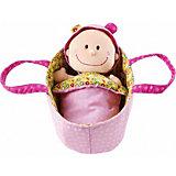 Мягкая куколка в переноске, Lilliputiens