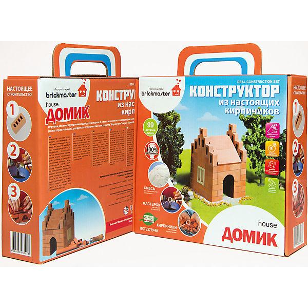 """Конструктор """"Домик"""", 99 деталей, BRICKMASTER"""