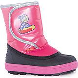 Сапоги SnowBoarder для девочки demar