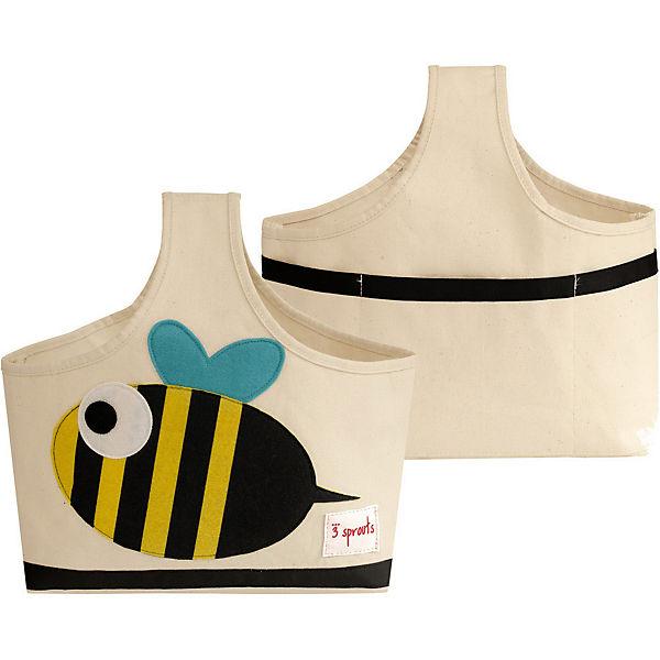 Сумочка для хранения детских принадлежностей Пчёлка (Black&Yellow Bee), 3 Sprouts