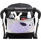 Сумка-органайзер для коляски Кролик (Purple Rabbit), 3 Sprouts