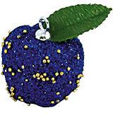 """Набор """"Подарочный: яблочки"""" 12 шт, синий"""