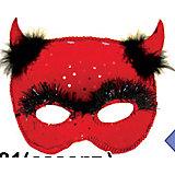 """Карнавальная маска """"Сатир"""", разл.цвета, MARKO FERENZO"""