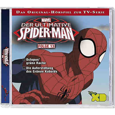 CD Der ultimative Spiderman (Folge 13)