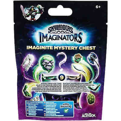 Skylanders Imaginators Treasure Chest