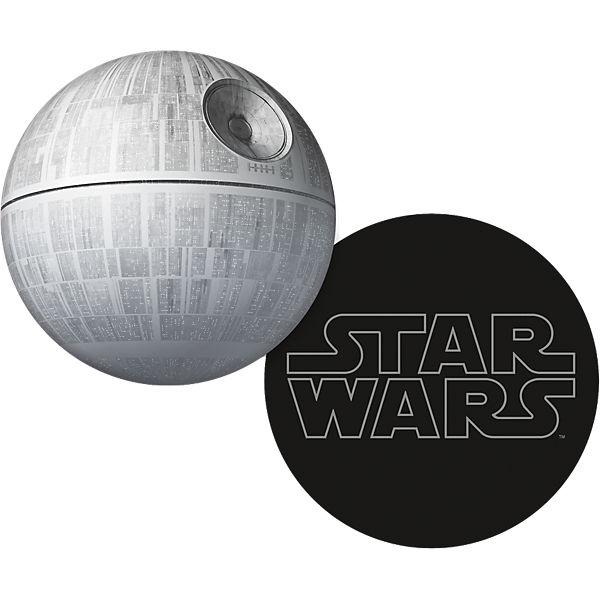 konturenkissen star wars todesstern 40 cm star wars mytoys. Black Bedroom Furniture Sets. Home Design Ideas