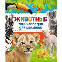 """Энциклопедия для малышей """"Животные"""