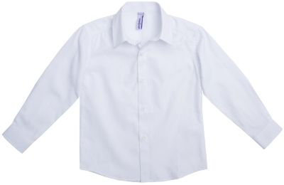 Рубашка для мальчика PlayToday - белый