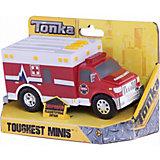 Медицинская машинка Minis, со светом и звуком, Tonka