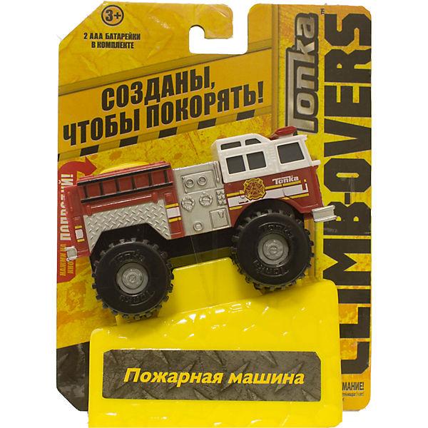 Машинка Climb-overs Пожарная машина, Tonka